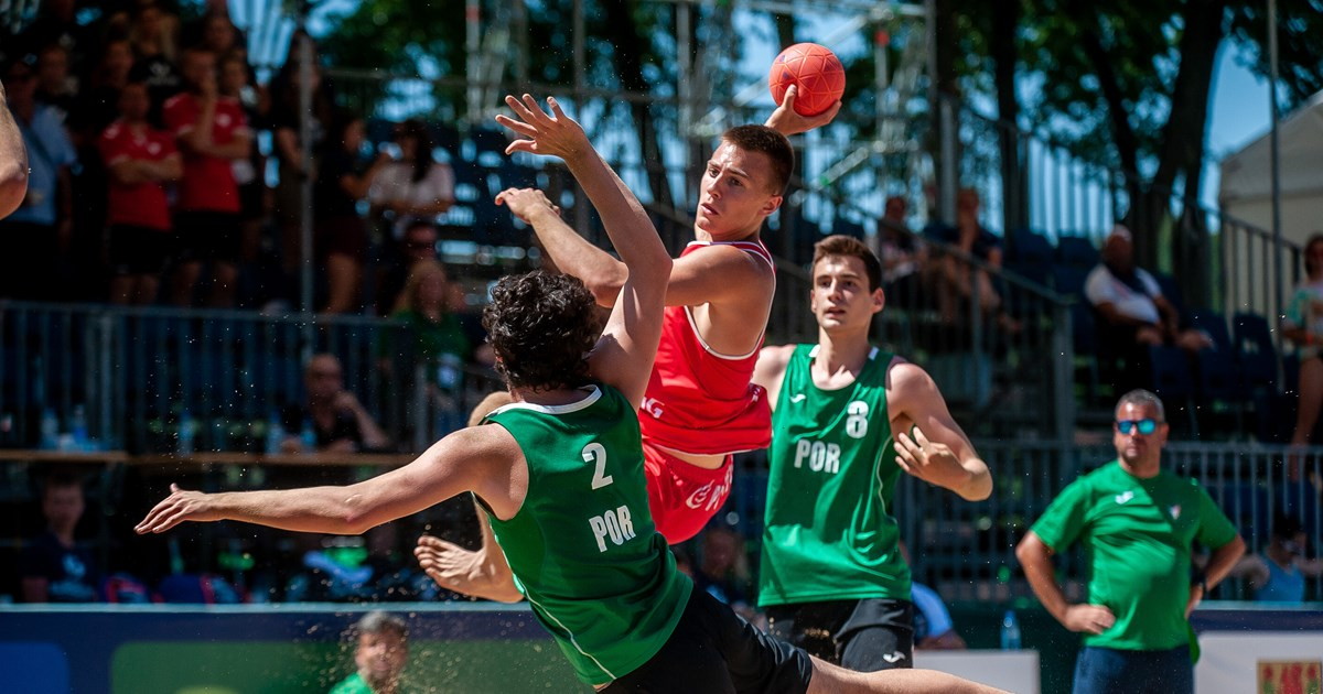Beachhandball 2021