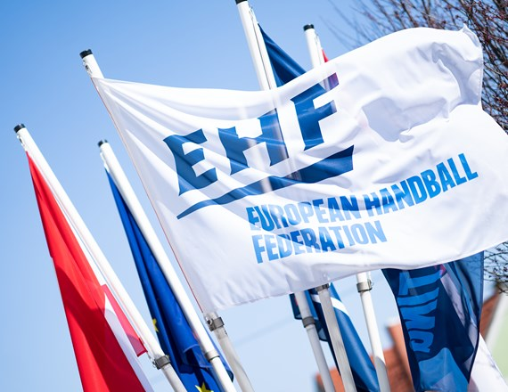 EHF Flags